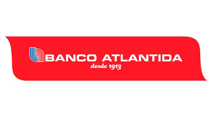 Logo Banco Atlantida